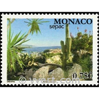 n° 2799 -  Timbre Monaco Poste