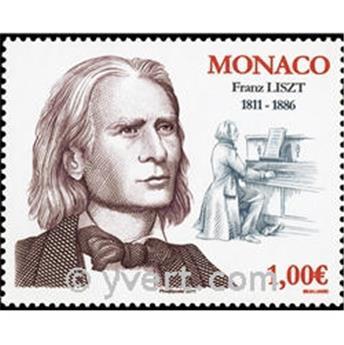 n° 2803 -  Timbre Monaco Poste