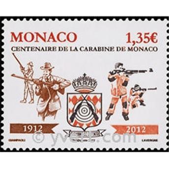 n° 2818 -  Timbre Monaco Poste