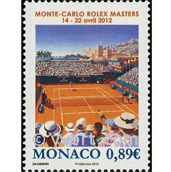 n° 2817 -  Timbre Monaco Poste