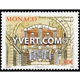 nr. 2842 -  Stamp Monaco Mail