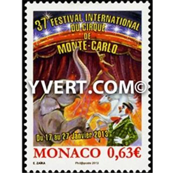 nr. 2858 -  Stamp Monaco Mail