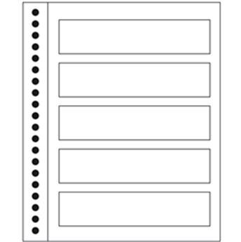 Inserts single Régent - SUPRA: 5 strips