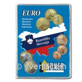 Pocket album EURO SLOVENIA - LINDNER®