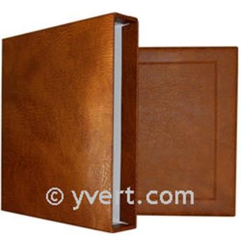 Étui YOKAMA cuir naturel (788) - SAFE®