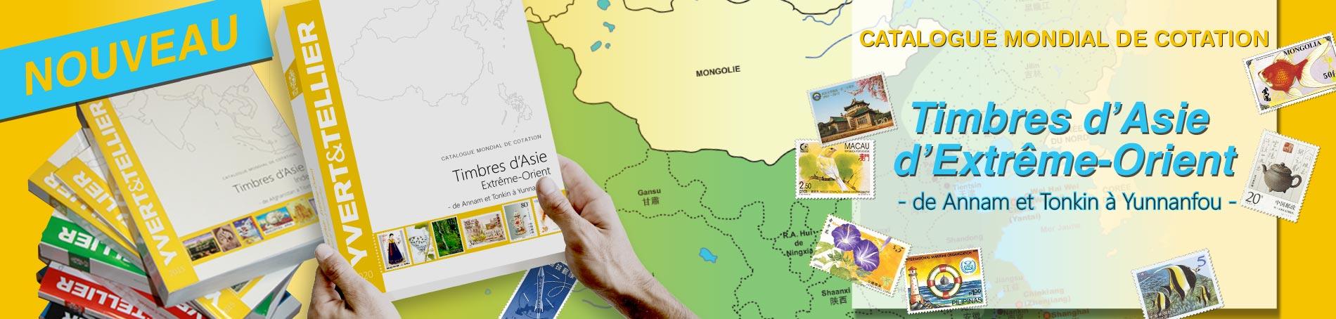 Catalogue Asie Extrême-Orient 2020